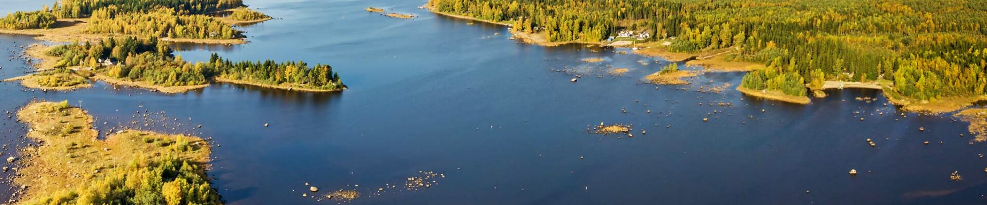 Koe Kalajoki syksyllä